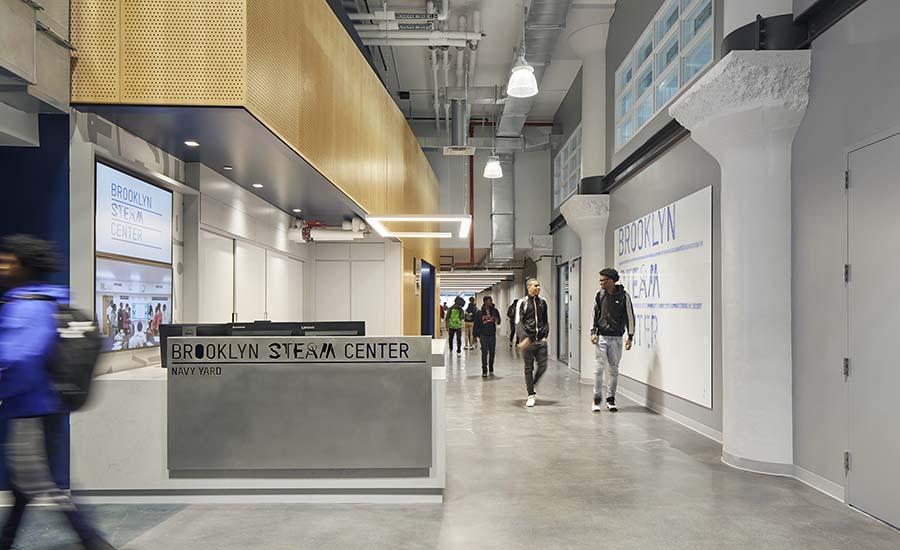 S.T.E.A.M. Center